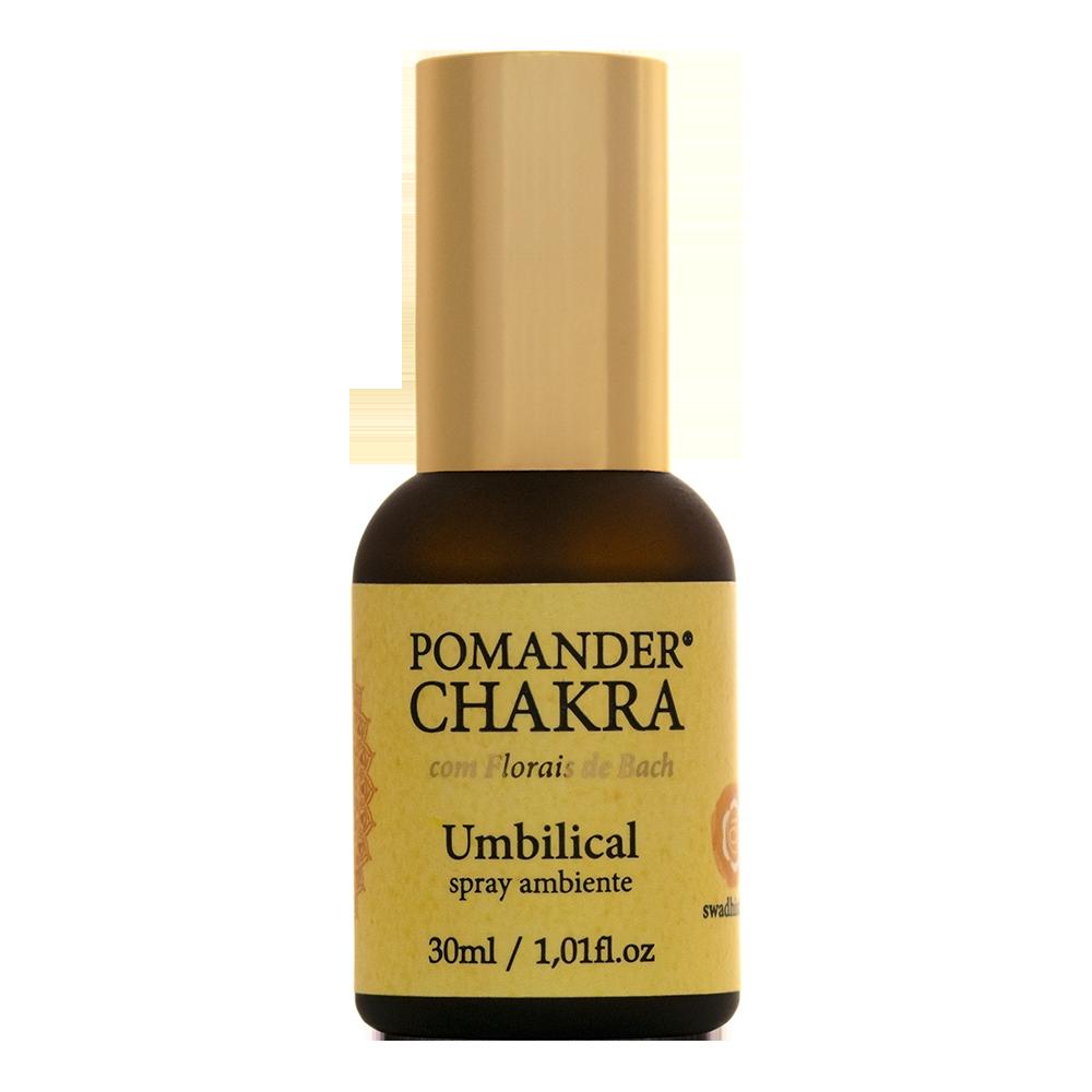 Pomander Chakra Umbilical 30 Ml